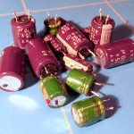 Elektrolyt-Kondensatoren
